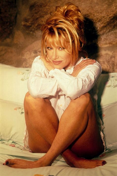 dose suzanne somers sell hair dye suzanne somers s feet
