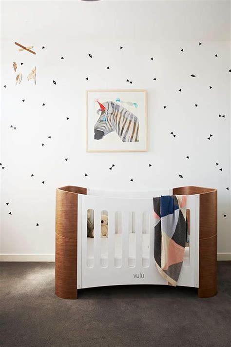 Nurseries Cribs And Modern Nurseries On Pinterest Mid Century Modern Baby Furniture
