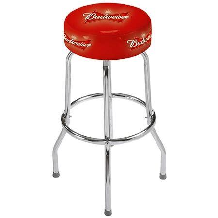 Budweiser Bar Stools budweiser swivel bar stool all budweiser