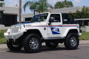 Postal Jeep 2008 Jeep Wrangler Custom Us Mail Tribute 60602