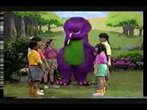Barney And The Backyard by Barney Cfire Sing Along Part Images Frompo 1
