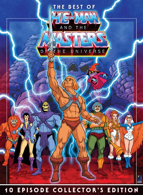 of he and the masters of the universe he image