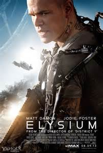 matt damon elysium elysium trailer matt damon has five days to get into space