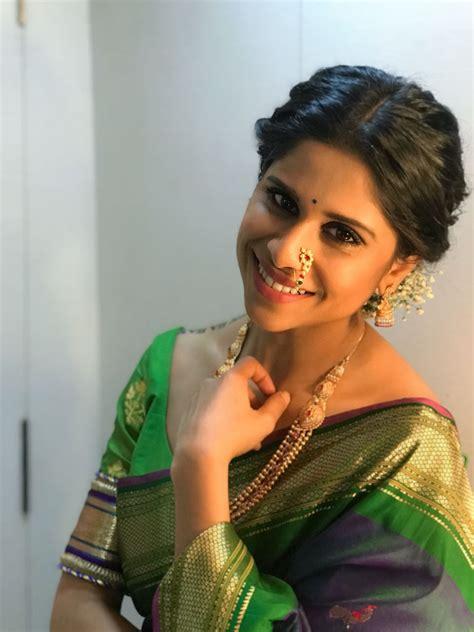 sai tamhankars beautyful marathi mulgi  stylingstars