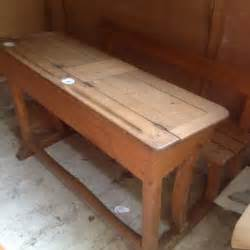 ancien bureau pupitre ecolier clasf