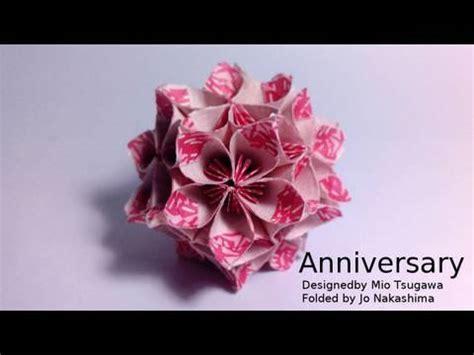 Origami Anniversary - origami anniversary mio tsugawa