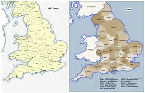 County Map Of England by England Map Counties Images