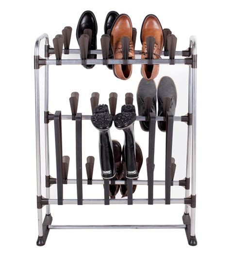 storagemaniac shoe and boot organizer space saving shoe