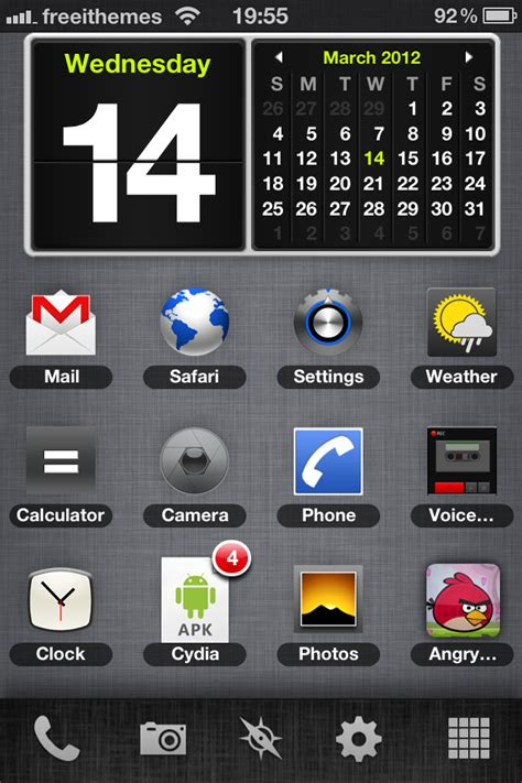 modi5 boxorhd widescreen iphone 5 dreamboard theme modi5 smartboard dreamboard iphone 4 theme