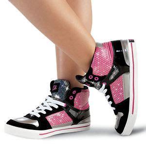 new gotta flurt high top hip hop jazz shoes sneakers pink