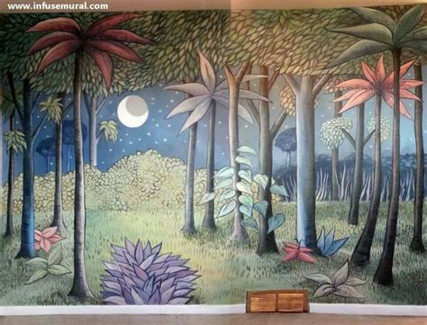 where the wild things are bedroom bedroom mural of a background from maurice sendak s where