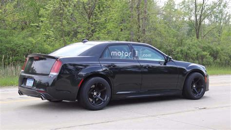Chrysler 300 Hellcat Coming Year