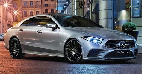 mercedes benz cls launched  india  inr  lakh