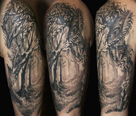 nature tattoo by csaba kolozsvari photo no 6737