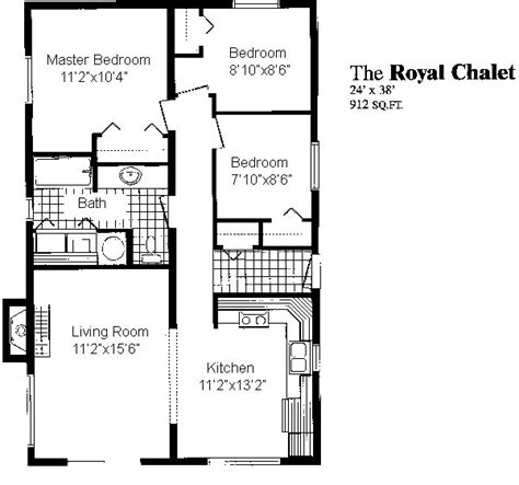 Split Level House Royal Chalet Sea Hawk Homes