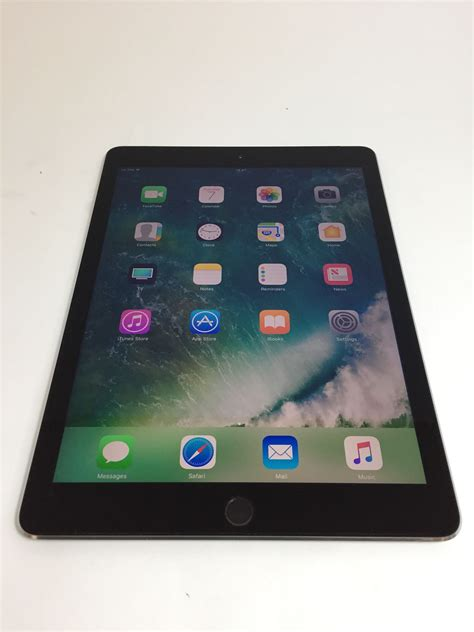Air 3 64gb apple air 2 a1567 space grey 64gb wifi and 3g ios 10 2 ebay