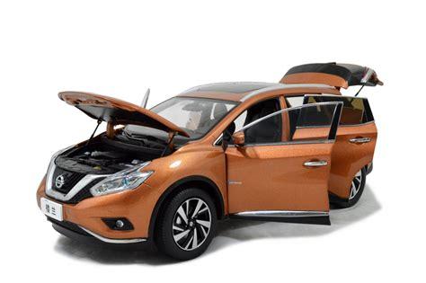 nissan murano model nissan murano 2015 1 18 scale diecast model car wholesale