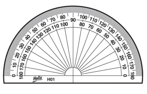 printable protractor actual size gallery for gt pink protractor actual size