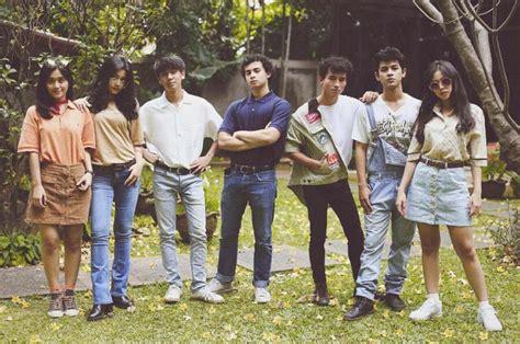 film remaja keren gaya busana tahun 90 an para pemeran film dilan bisa jadi