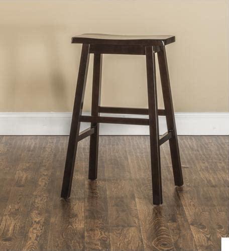 Designers Image Bar Stools by Designer S Image 30 Quot Bar Height Saddle Stool At Menards 174