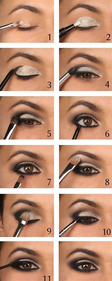 tutorial eyeliner silver best 25 eye tutorial ideas only on pinterest smoky eye
