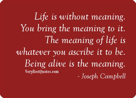 The Meaning Of The by Meaning Of Quotes Quotesgram