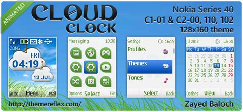 clock theme nokia 110 download flash clock free download for nokia 112 kindlhosting