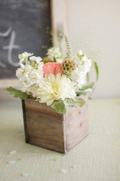 Planter Centerpieces by 39 Best Images About Reception Tables Centerpieces On