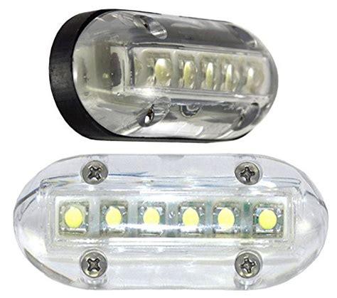 High Intensity Led Light Bulbs T H Marine Led 51866 Dp High Intensity Underwater Led Lights White