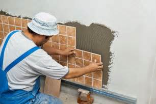 Can you install ceramic tile over drywall answerbag