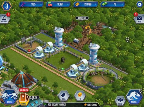 layout jurassic world the game jurassic world the game tips tricks and strategies