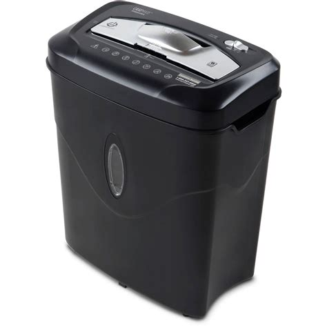 paper shredder reviews au820ma 8 sheet high security micro cut paper cd credit card shredder walmart