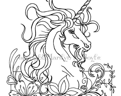 hard coloring pages unicorn rely for adults hard coloring pages unicorns rely best