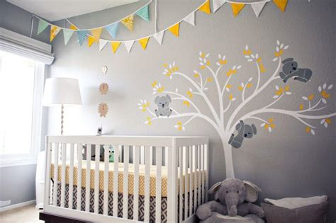 gray baby room 28 neutral baby nursery ideas themes designs pictures