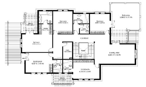 House Floor Plan Designs the villa floor plans dubai