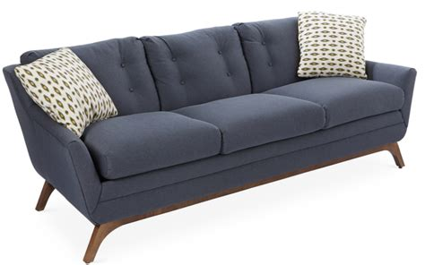cute couches 7 beautiful mid century modern sofas for your living room
