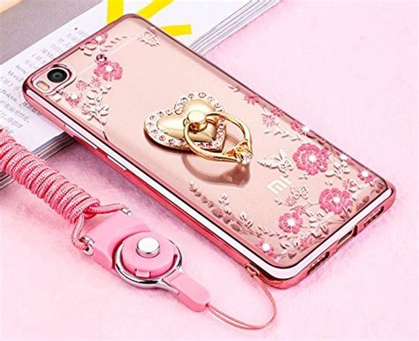 Liquid Glitter Xiaomi Redmi Note 4x Ring coque xiaomi redmi 4x coque xiaomi redmi 4x transparent
