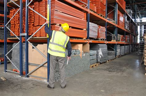 Rack Safety Inspection by Speed
