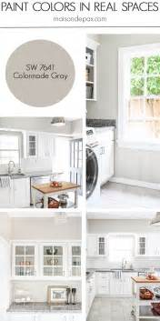 Sherwin Williams 7641 Paint Color Home Tour Nature Inspired Neutrals Maison