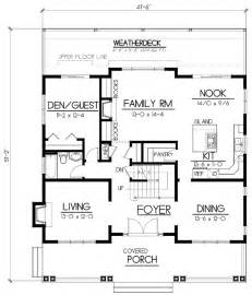 house and floor plans house plan 91885 at familyhomeplans com