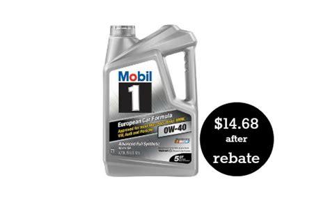 qt tutorial bogo mobil oil rebate 14 68 at walmart southern savers