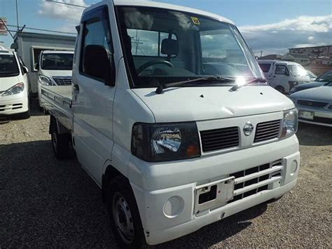 nissan clipper truck 2005 12 nissan clipper truck u71t sd for sale japanese