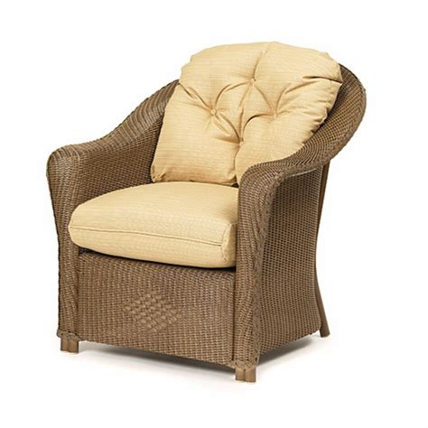 Wicker Replacement Cushions by Lloyd Flanders Reflections Chair Replacement Cushions