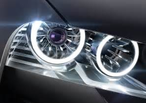 bmw vision connecteddrive headlight eurocar news