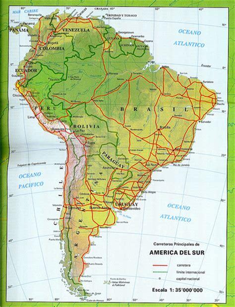 america map in r mapa de am 233 rica sur map of south america explore