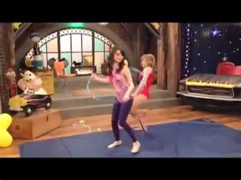 Bathtub Step Icarly Y Sam Haciendo Gymnasia Muy Bueno Youtube
