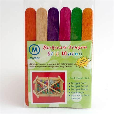 Stick Es Krim Warna Warni master stick es jumbo warna
