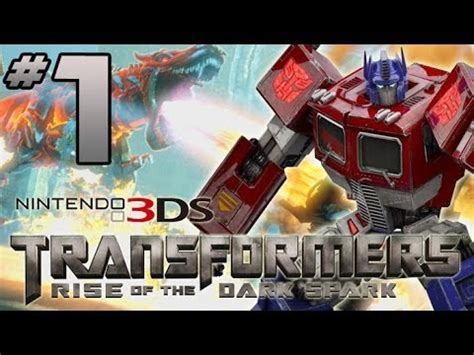 Kaset 3ds Transformers Rise Of The Spark transformers rise of the spark 3ds walkthrough part 1 drift s sayonara giveaway