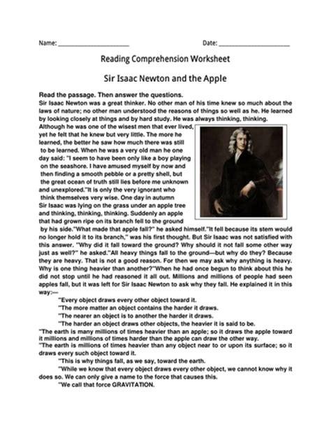 isaac newton biography questions isaac newton worksheet wiildcreative