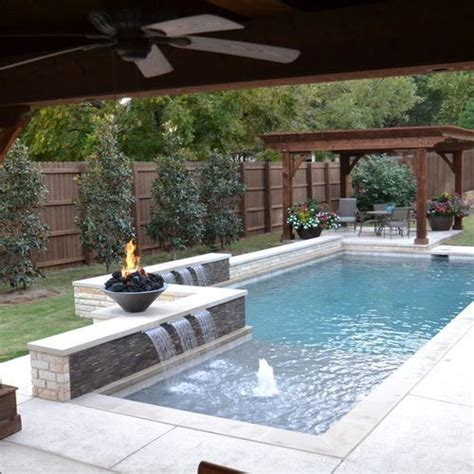 Swimming Pool Garten 566 by Affordable Premium Small Dallas Small Plunge Rectangular